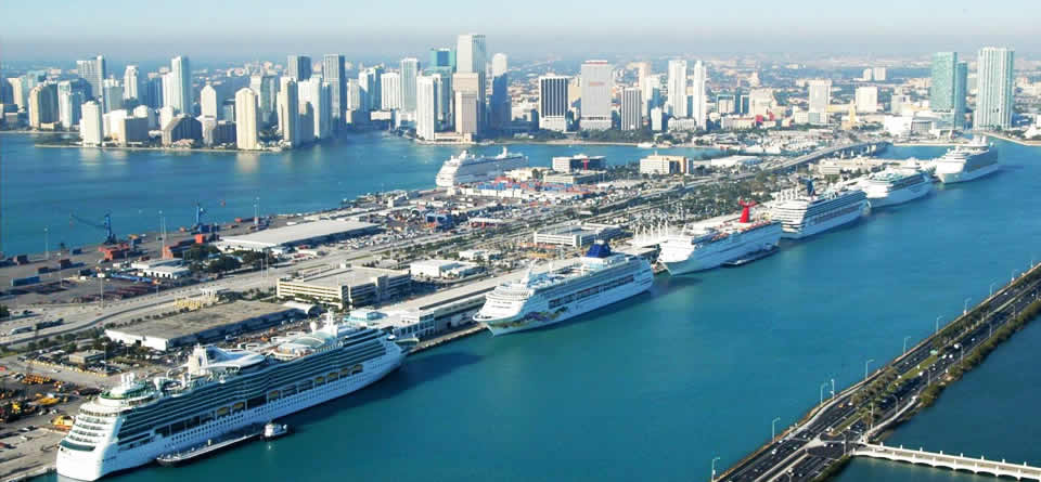 Cruise Port Of Miami Cruises In Miami Florida