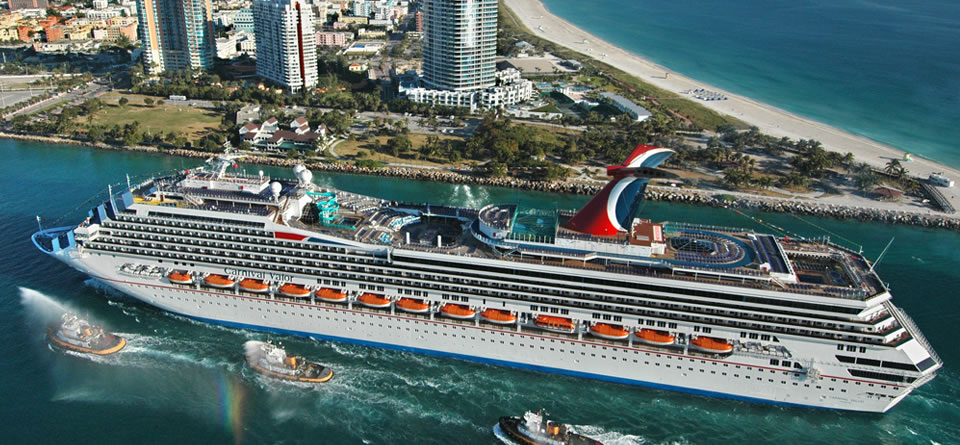 Cruise Travel Information Cruise Port Of Miami - Cruise lines from florida